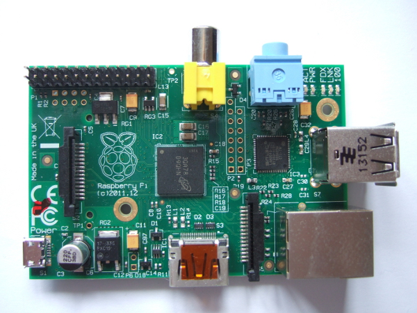 Raspberry Pi overview